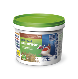 Alimento Ichi Food Summer 4 Kg de 2 mm