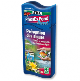 JBL PhosEx Pond Direct 500 ml Anti-algas