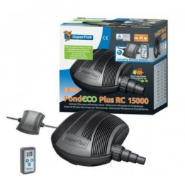 BOMBA SUPERFISH POND ECO PLUS RC 15000