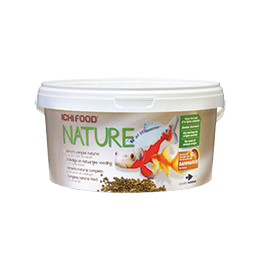 ALIMENTO ICHI FOOD NATURE 2 MM DE 1 KG