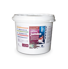 ALIMENTO ICHI FOOD JUMBO 9.5 MM DE 4 KG