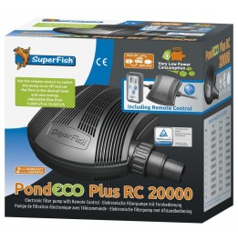 BOMBA SUPERFISH POND ECO PLUS RC 20000